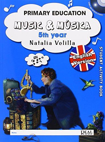 9788438712047: Music & Música Volumen 5 (Student Activity Book) (Music and Música)