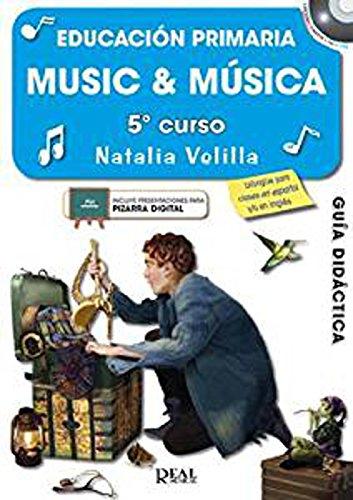 9788438712054: Music & Música Vol.5 - Guía Didáctica (Music and Música)