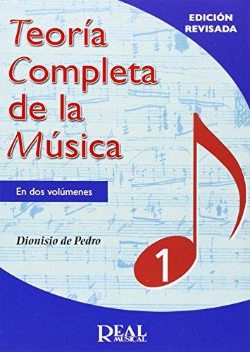 9788438712573: TEORÍA COMPLETA DE LA MÚSICA VOL.1 (Edición revisada)