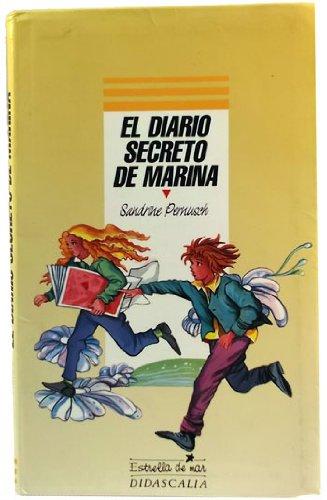 9788438907016: Diario secreto de marina, el