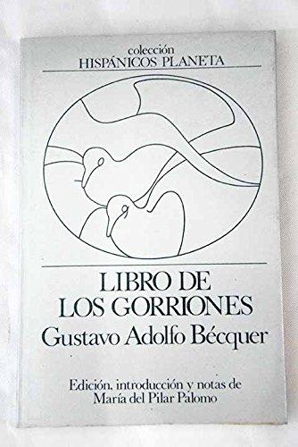 9788439000242: Libro de los gorriones (Hispánicos Planeta ; 10) (Spanish Edition)