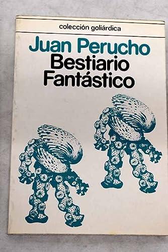 9788439000303: Bestiario fantástico (Colección goliárdica)
