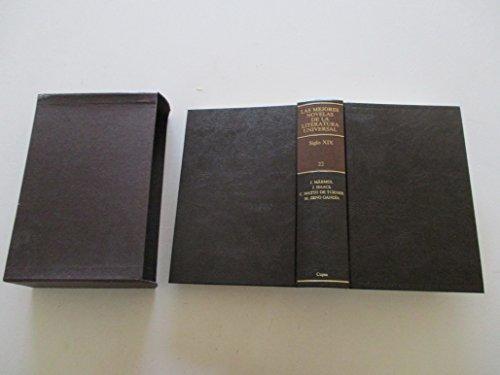 9788439002024: LAS MEJORES NOVELAS DE LA LITERATURA UNIVERSAL SIGLO XIX - TOMO 22