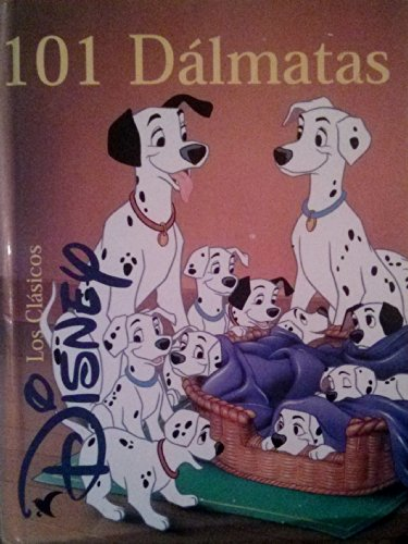 9788439200024: 101 Dálmatas (Clásicos Disney)