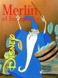 9788439200222: Merlín el Encantador (Clásicos Disney)