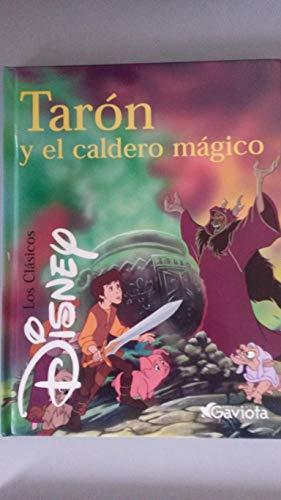 9788439200260: TARON Y EL CALDERO MAGICO - LOS CLASICOS