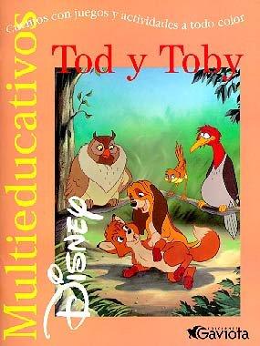Tod y Toby: Company, Walt Disney