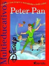9788439201090: Peter Pan: Cuentos con Juegos y actividades a todo color (Multieducativos Disney)