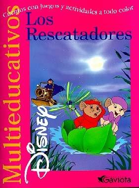 Los Rescatadores: Walt Disney Company