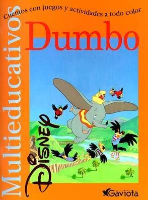 9788439201151: Dumbo: Cuentos con juegos y actividades a todo color (Multieducativos Disney)