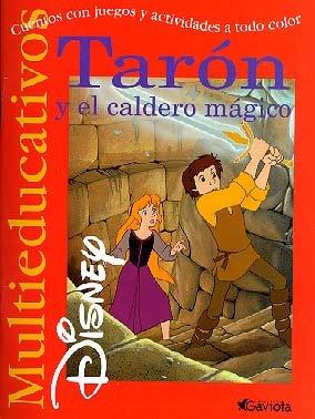 9788439201267: Tarón y el Caldero mágico