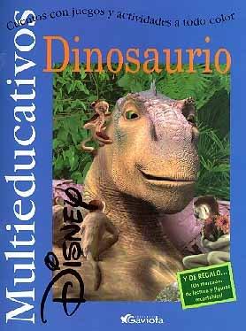 9788439201335: Dinosaurio: Cuentos con juegos y actividades a todo color. (Multieducativos Disney)