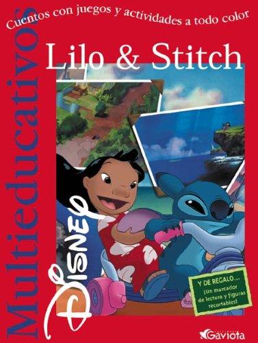 9788439201359: Lilo & Stitch