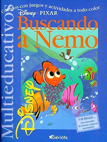 9788439201373: Buscando a Nemo: Cuentos con juegos y actividades a todo color.