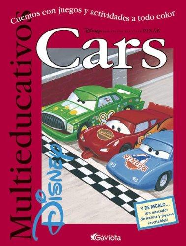 9788439201397: Cars: Cuentos con juegos y actividades a todo color. (Multieducativos Disney)