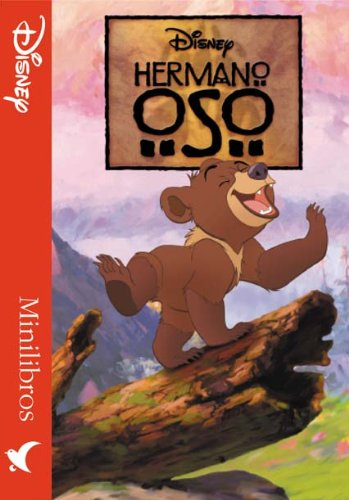 9788439202240: Hermano Oso (Minilibros Disney / Estrenos (roja))