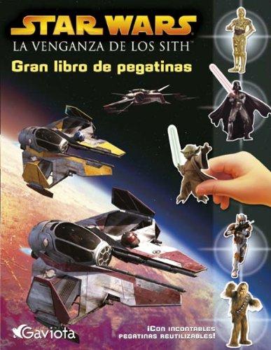 9788439202684: LIBRO PEGATINAS. STAR WARS III. LA VENGANZA DE LOS SITH