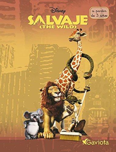 9788439203087: Salvaje (The Wild)