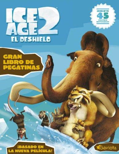 9788439204909: Ice Age 2. El deshielo. Gran libro de pegatinas