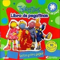 9788439205524: Tweenies. Listos para jugar. Libro de pegatinas (Tweenies. Hora de jugar)