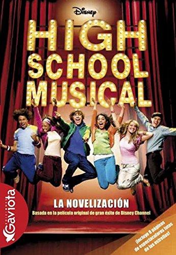 9788439205630: High School Musical. Novelización