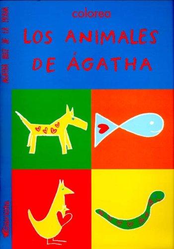 9788439206545: Los animales de Ágatha