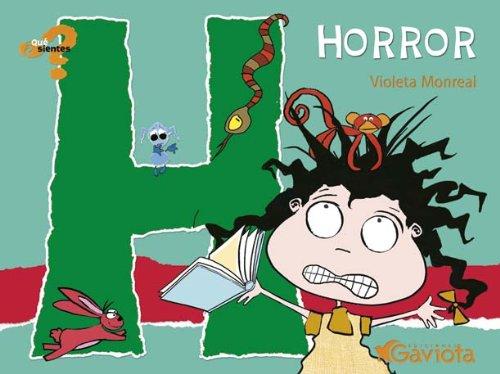 9788439208785: Horror (Que Sientes Series) (Spanish Edition)