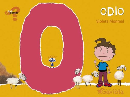 9788439208860: Odio/hate (Que Sientes) (Spanish Edition)