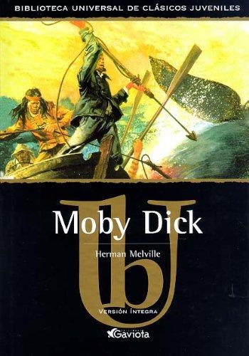 9788439209218: Moby Dick : versi?n ?ntegra