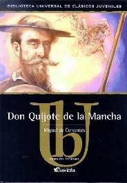 9788439209263: Don Quijote de la Mancha/ Don Quixote de la Mancha (Classics for Young Readers Series) (Spanish Edition)