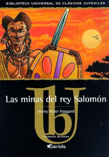 Las Minas del rey Salomon (Biblioteca Universal de Clasicos Juveniles): Varios