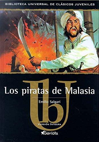 9788439209379: Los piratas de Malasia (Biblioteca universal de clásicos juveniles)