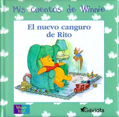 9788439211303: El nuevo canguro de Rito (Mis cuentos de Winnie)