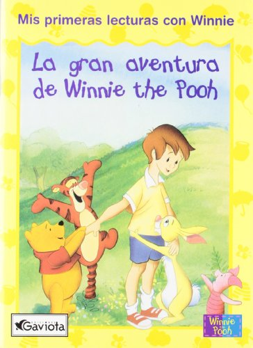 9788439211310: Gran Aventura De Winnie the Pooh (Disney) (Spanish Edition)