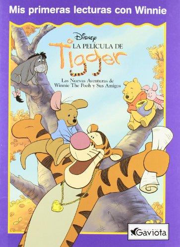 9788439211334: La película de Tigger: Las nuevas aventuras de Winnie the Pooh y sus amigos. (Mis primeras lecturas con Winnie)