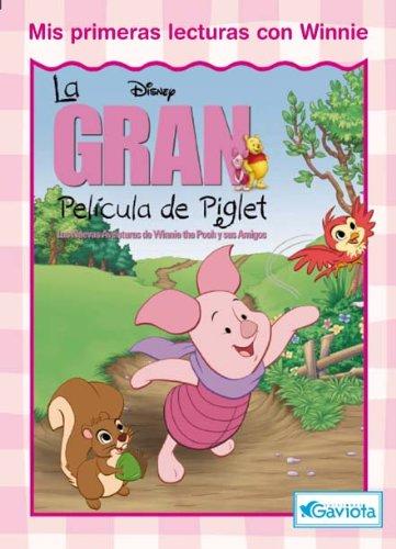 9788439211341: La gran pelÝcula de Piglet