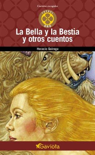 9788439216384: La Bella y la Bestia y otros cuentos (Trébol de oro/Cuentos escogidos)