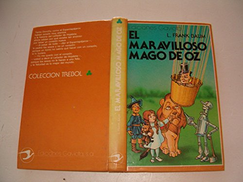 El Maravilloso Mago de Oz Trebol: Baum, L. Frank