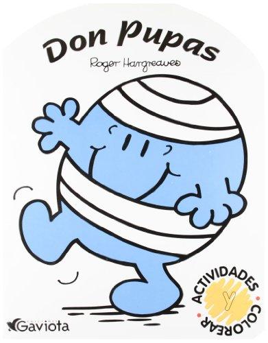 9788439281313: Don Pupas (Libros de colorear y actividades Don y Doña)