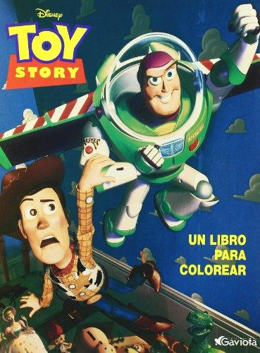 9788439281382: Toy Story: un libro para colorear (Un cuento para colorear)