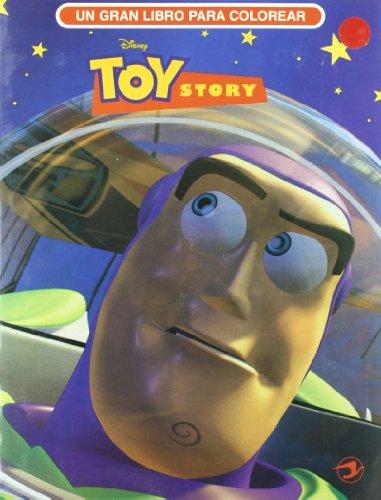 9788439281399: Toy Story (Gran libro de colorear)