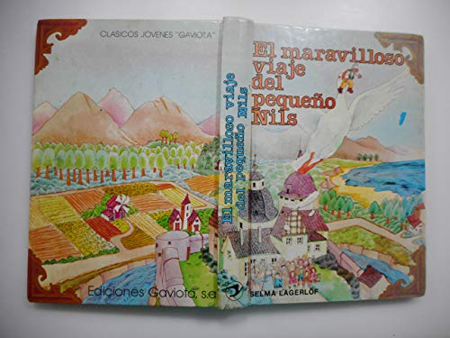 9788439282020: El maravilloso viaje del pequeño Nils (Clásicos jóvenes)