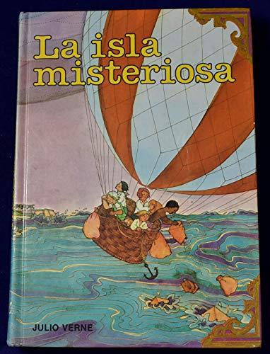 9788439282303: La Isla misteriosa (Clásicos jóvenes)