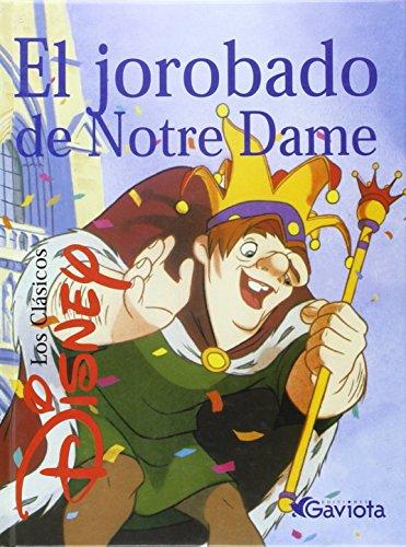 579c8d820 El Jorobado de Notre Dame by Disney: Ediciones Gaviota 9788439284505 ...
