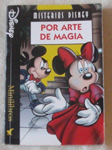 9788439284635: Por Arte de Magia (Minilibros Disney)