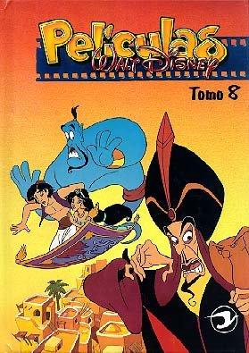 9788439284772: Peliculas Walt Disney - Tomo 8 (Spanish Edition)