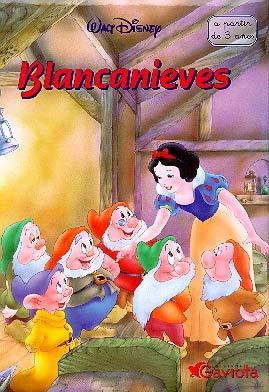9788439284956: Blancanieves (mi mundo disney)