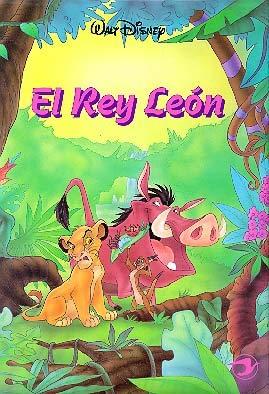 9788439285021: El rey león (Mi mundo Disney)