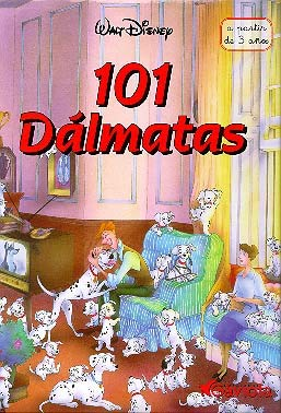 9788439285038: 101 Dálmatas (Mi mundo Disney)