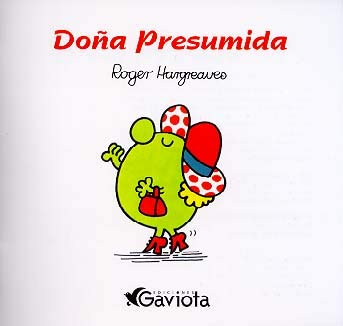 9788439285823: Doña Presumida (Libros de lectura de Don y Doña)